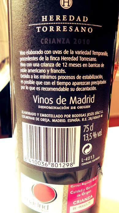 Cata de vinos en la Unión Española de Catadores. Curso Periodismo Gastronómico y Nutricional UCM. Imagen Nuria Blanco @nuriblan, @UCMgastro.  29.03.2014
