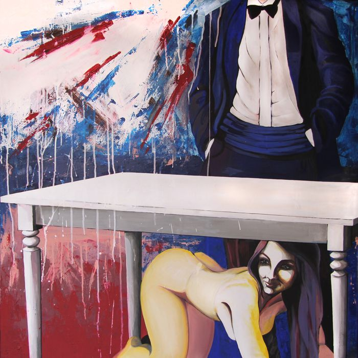 GaeTano and Valentina, Violetta 641, © 2013, acrilico su tela, 100 x 100 cm .  #art #painting #arts #GaeTanoAndValentina #SCENOGRAPH2ART #GaeTanoeValentina #visualart #canvas #sem #AcrylicOnCanvas #acrylic #peinture #ceruleo #pittura #dipinti #monza #italy
