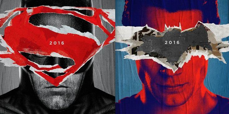 Affiche du film Batman vs Superman