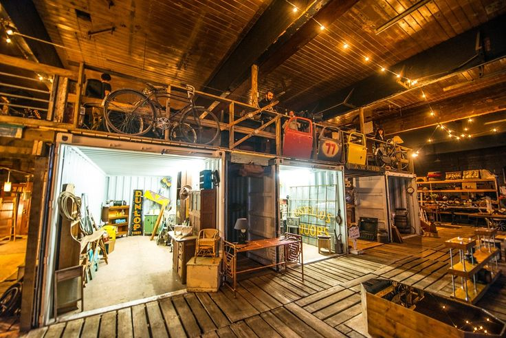 Opening: Reclaimed Trading Company and Salvage Furniture