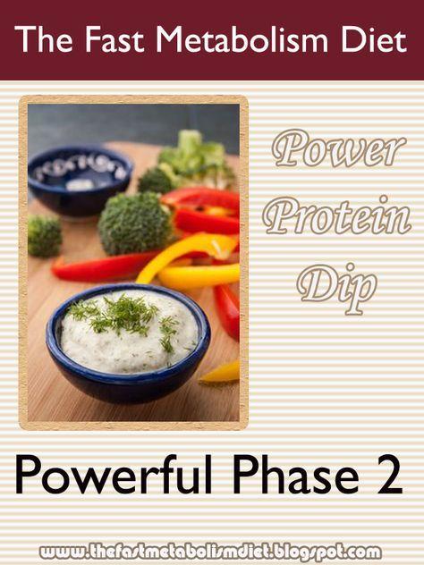 The Fast Metabolism Diet: The Fast Metabolism Diet Powerful Phase 2.
