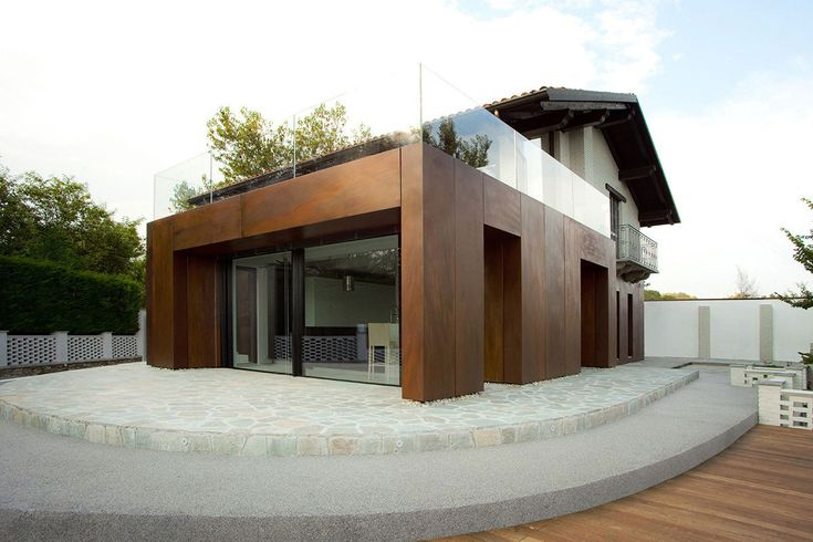 85 best images about contemporary additions on pinterest for Architecture traditionnelle definition