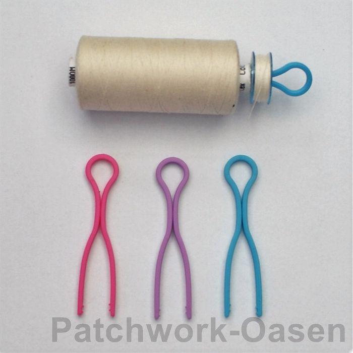 tråd-spole clips