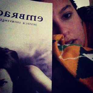 """""""Embracing embrace for nap before pax night shift #4winterflings #dateabook"""" - zoemareewhite (instagram)"""