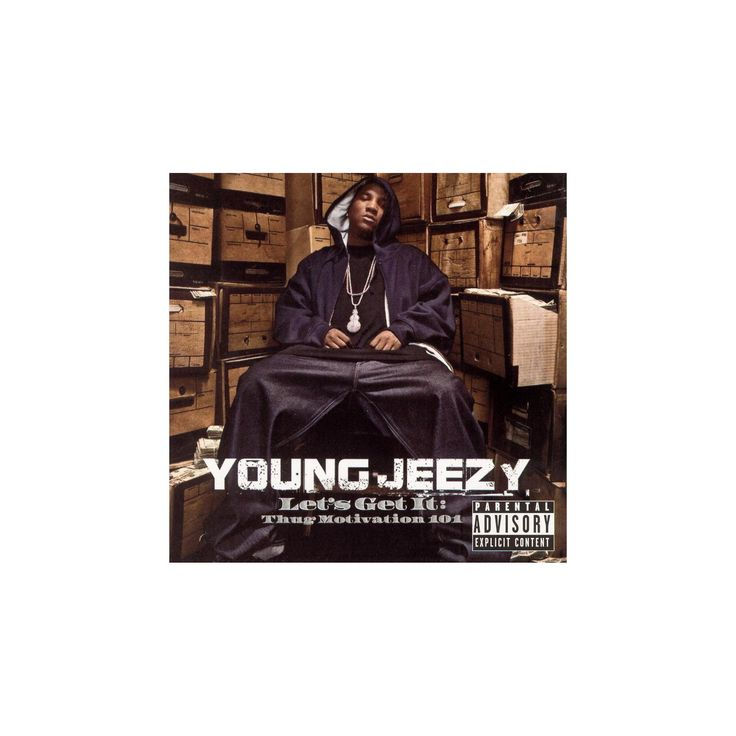 Young Jeezy - Let's Get It: Thug Motivation 101 [Explicit Lyrics] (CD)