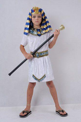 Хэллоуин Костюмы Мальчик в Девочке Древний Египет Египетский Фараон Клеопатра Принц Принцесса Костюм для Детей Дети Косплей Одежда купить на AliExpress