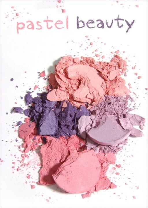 Pastel Beauty on FragranceNet.com's Official Beauty Blog Eau Talk