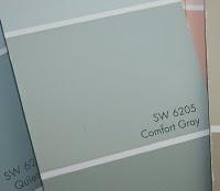 blue gray walls