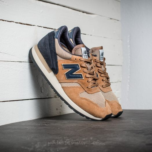 New Balance 770 Brown/ Navy Blue za 3 990 Kč