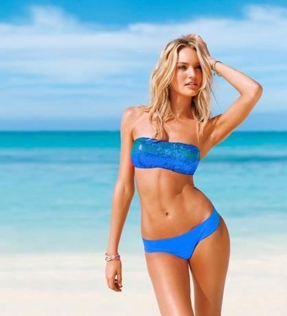 Секретные бикини купальник женщин 2013 новых Виктории собрать небольшой груди большая грудь купальник бикини против-Taobao