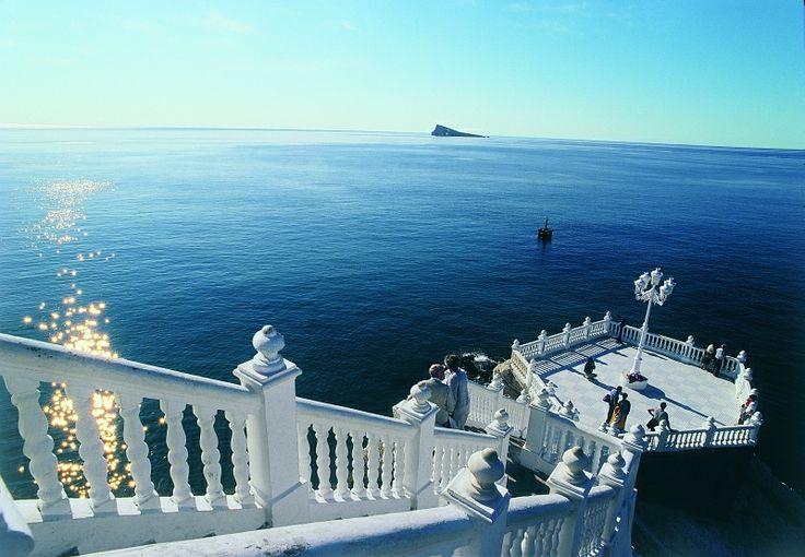 Benidorm, Mediterraneo, ESPAÑA
