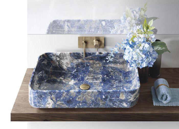 Innovative Bath Furnishings by Enzo Berti for Kreoo