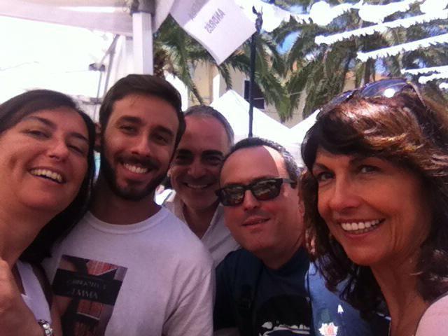 Feria del Libro de La Gomera 2015