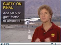 Discover the secrets to making a crosswind landing easy from this FREE online course.