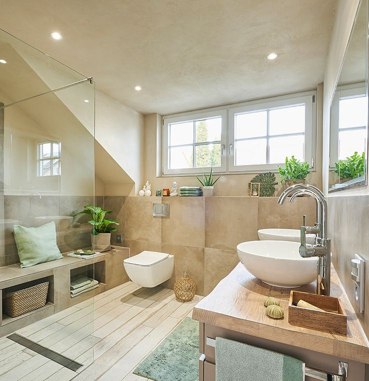 1st place most beautiful bath of the year 2018 – Inspirierende Ideen