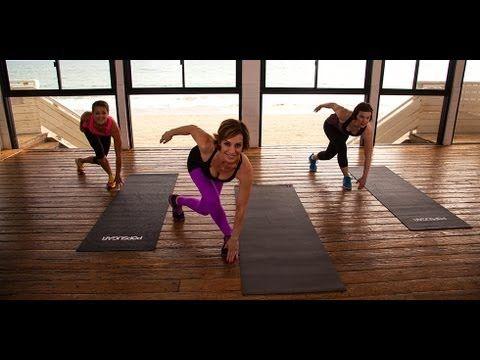10-Minute Flat Belly Workout | Class FitSugar | POPSUGAR Fitness