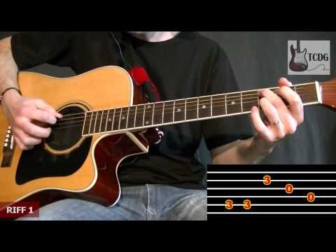 HOW TO PLAY SWEET HOME ALABAMA GUITAR TABS: CHORDS & NOTES / FREE EASY L...