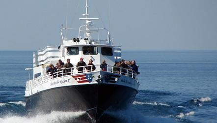 Isle Royale Line Ferry Service To Isle Royale From