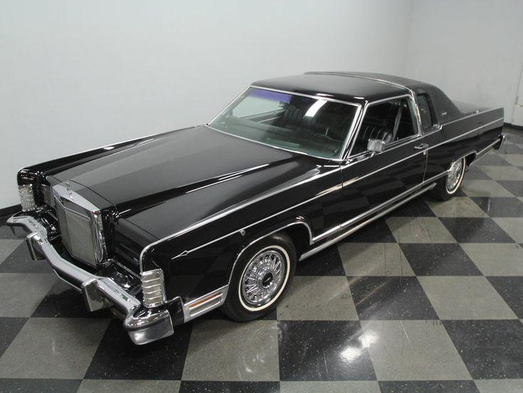 Classic Continental Car