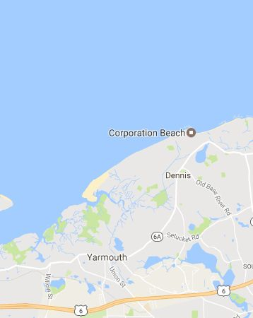 Mayflower Beach - Cape Cod Online