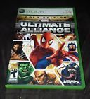 Marvel: Ultimate Alliance Gold Edition (Microsoft Xbox 360) Complete - Bid Now! Only $51.0