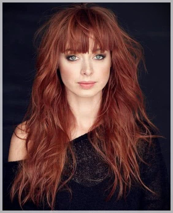 2019 Bangs Trends: Haircuts With Bangs 2019: Photos And Trends