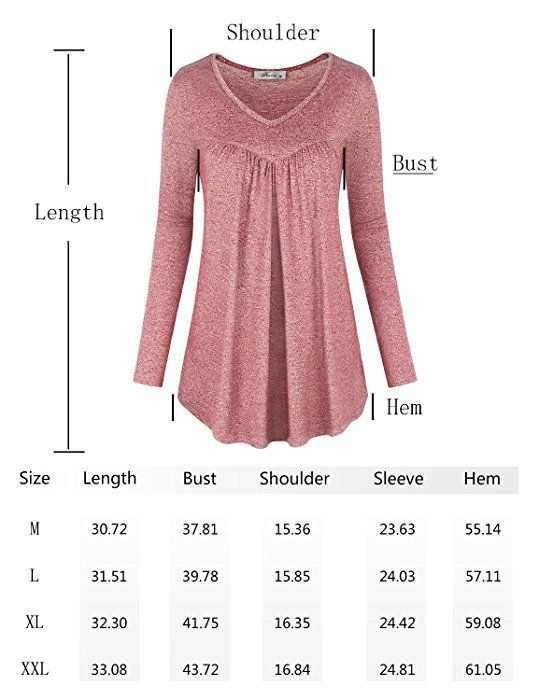 986d40f2703 Finice Womens Tunic Tops
