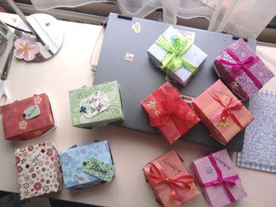 Origami Rectangle Box Folding Instructions - How to Fold an Origami Rectangle Box