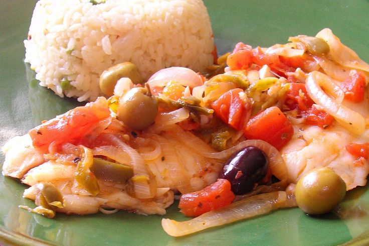 Dress up a plain protein with this delicious sauce that marries the flavors of Mexico with those of the Mediterranean: easy recipe for Veracruz-Style Sauce.