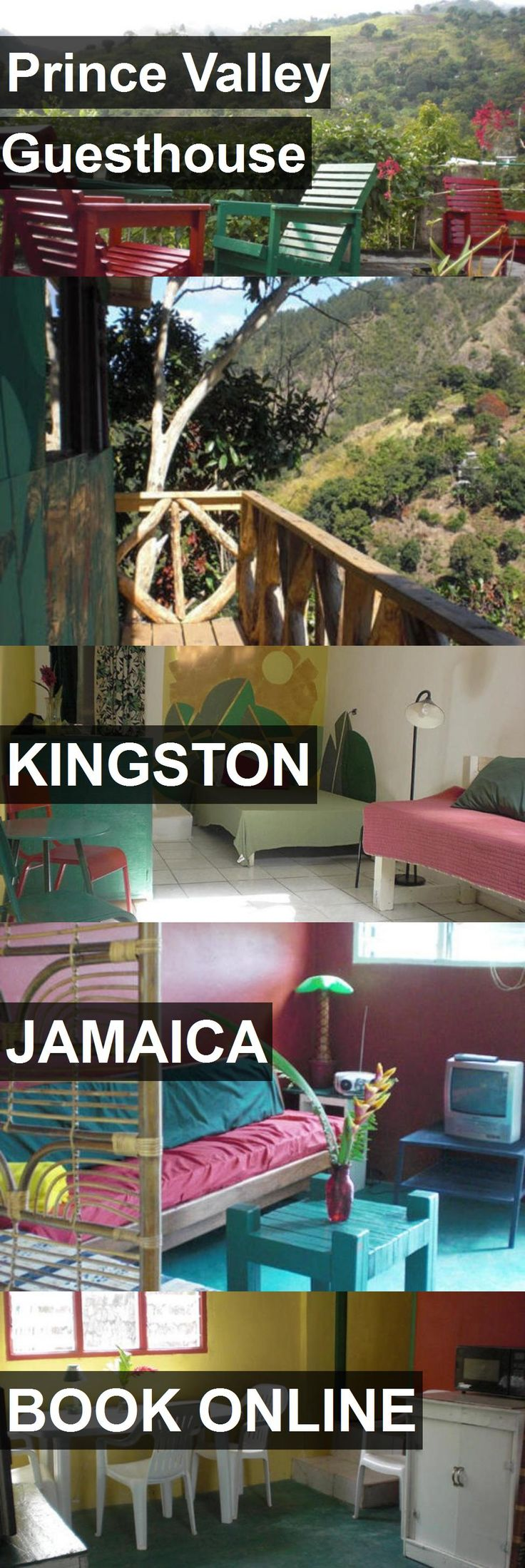 Hotel Prince Valley Guesthouse in Kingston, Jamaica. For more information, photos, reviews and best prices please follow the link. #Jamaica #Kingston #travel #vacation #hotel