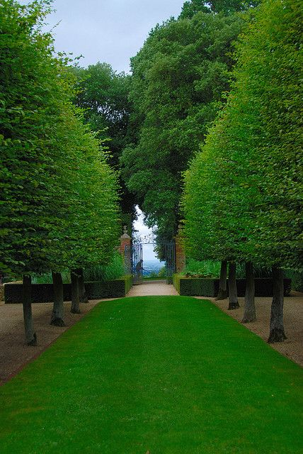 Hidcote Manor Garden, England