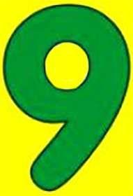 Нумерология, число 9