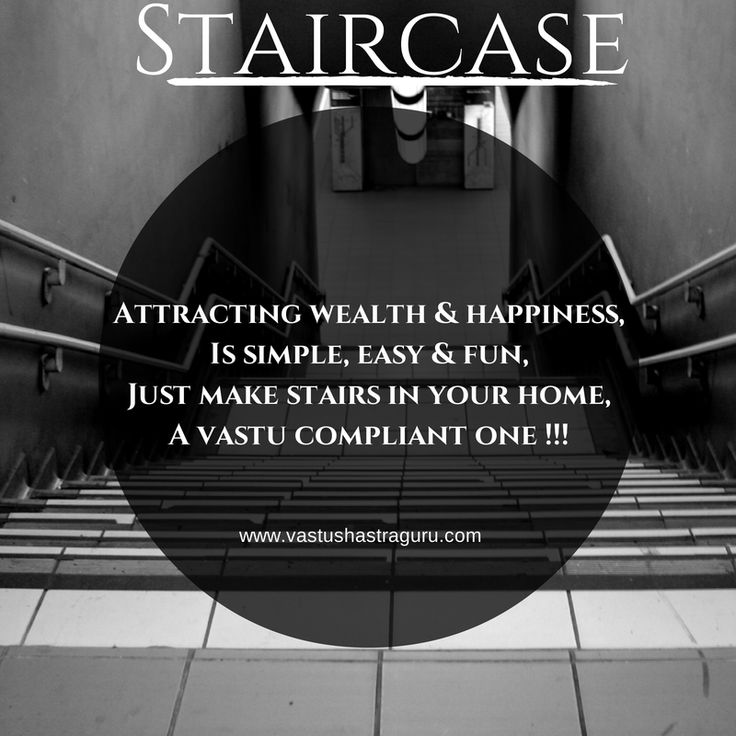Vastu for Staircase: It is one of the most often misunderstood part of vastu shastra. Most of the times it's the stairs of a home that are the root cause of monetary, health related and family related issues. You MUST make sure that the stair in your home is as per vastu shastra.