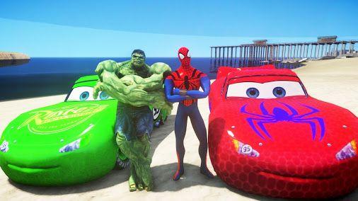 spiderman Hulk nursery rhymeshttps://goo.gl/SJUbY9 #spiderman #hulk #disney #disneycars #nurseryrhymes https://www.youtube.com/watch?v=qTRZO-vtFNI&feature=youtu.be