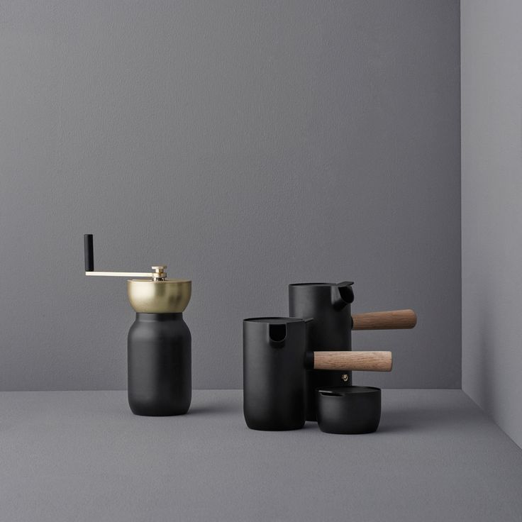 The Collarcollection by Daniel Debiasi and Federico Sandri (Something design studio) for Stelton.