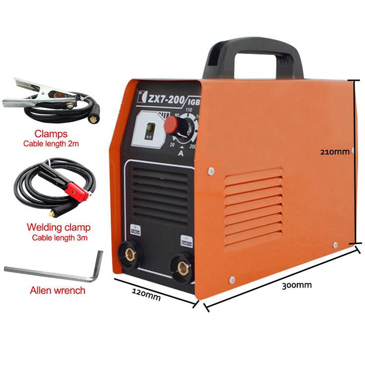 DC 220V Portable Arc Welder Household Inverter High Quality Mini Electric Welding Machine