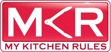 My Kitchen Rules is a well-known cooking show where the website has links to videos of the show, recipes, advertising companies like Coles and general cooking entertainment.