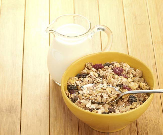 Receta para hacer granola en casa - IMujer