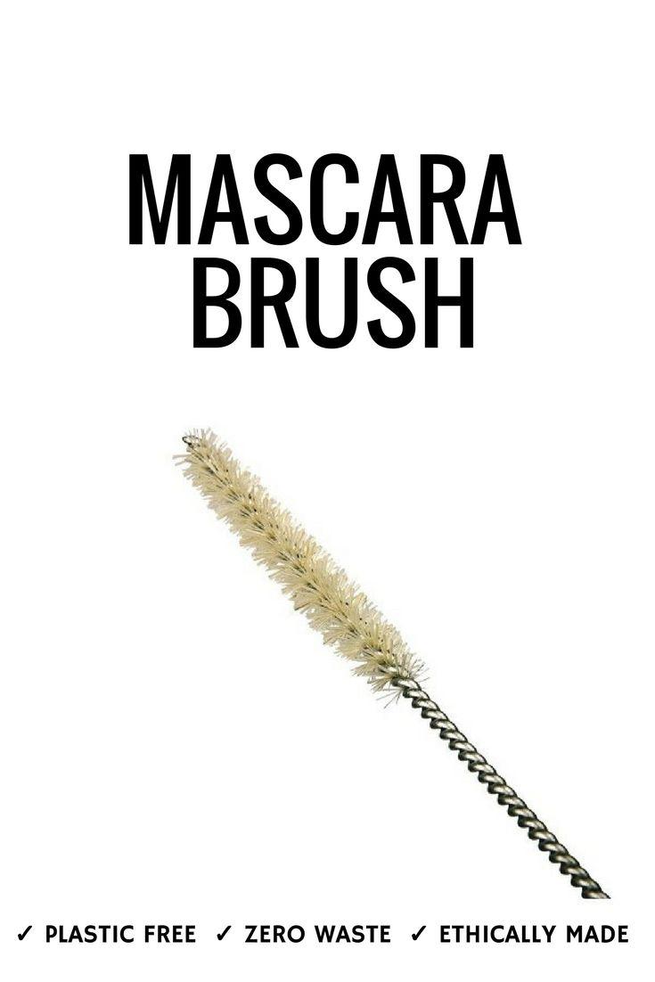 Plastic Free / Zero Waste / Ethically Made Mascara Brush