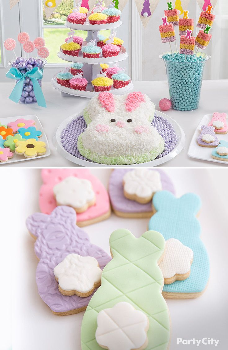 103 best Easter Party Ideas images on Pinterest