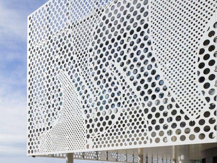 Revestimiento de fachada piedra artificial HI-MACS® para fachada by HI-MACS® by LG Hausys Europe