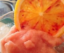 Recipe Blood Orange Sorbet by Suzanne Mosca - Recipe of category Desserts & sweets