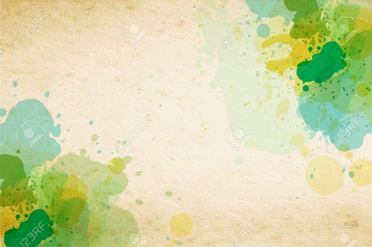16697093-Vector-watercolor-splatter-on-paper-texture-background--Stock-Vector.jpg (1300×866)