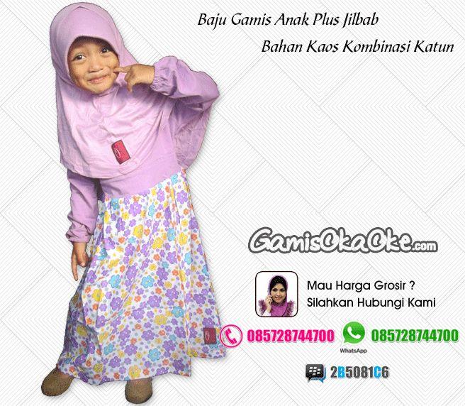 4c889746c95a8718e721b31b895ee8b3 anak perempuan baju muslim 52 best baju gamis anak oka oke bahan kaos images on pinterest,Model Baju Muslim Anak 10 Tahun