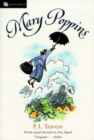 Mary Poppins series by P.L. Travers - The best childrens books .jpg