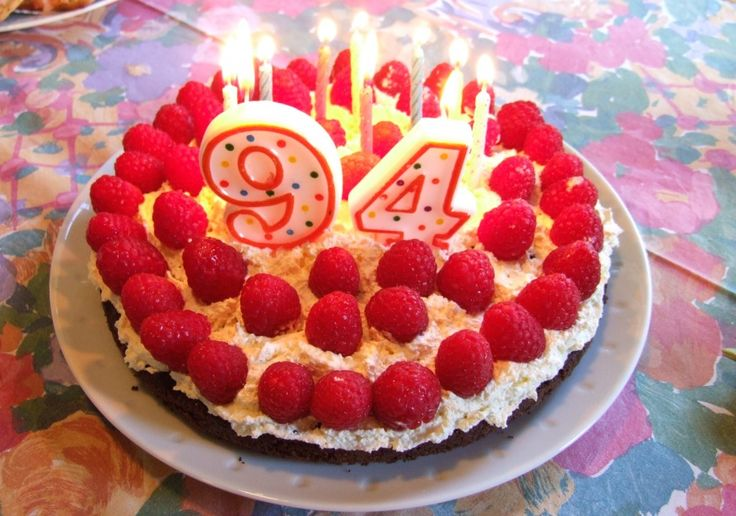 Diabetic Gluten Free Chocolate Birthday Cake