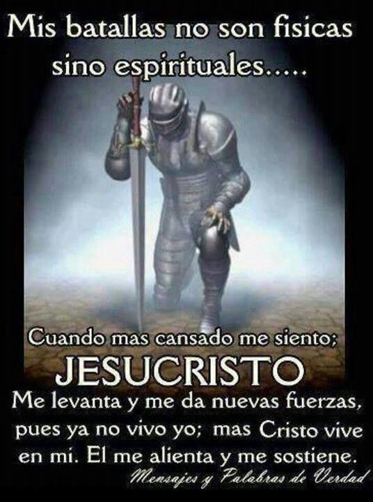 Guerreros somos en Jesús