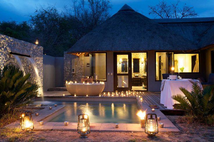 Private Granite Suites - Londolozi Game Reserve