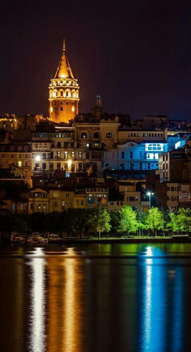 Galata Tower İstanbul