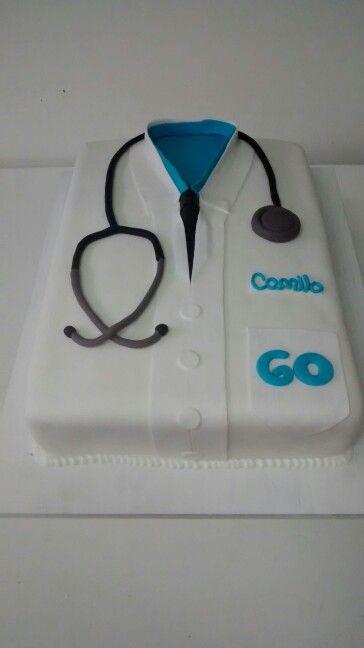Torta para medico